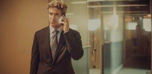 Header: Paul, Phone in Hallway 2