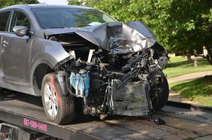 Joliet man arrested for reckless driving after crashing car in police chase